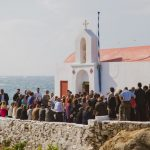 Autumn wedding in Mykonos