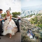 A vintage wedding on Lycabettus Hill