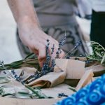 Summer blue wedding in Sifnos