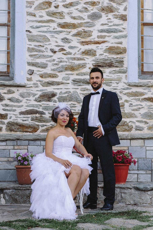 Ξεχωριστός γάμος στην Κοζάνη