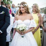 A wedding that smelled like jasmine