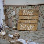 Rustic wedding in Patra