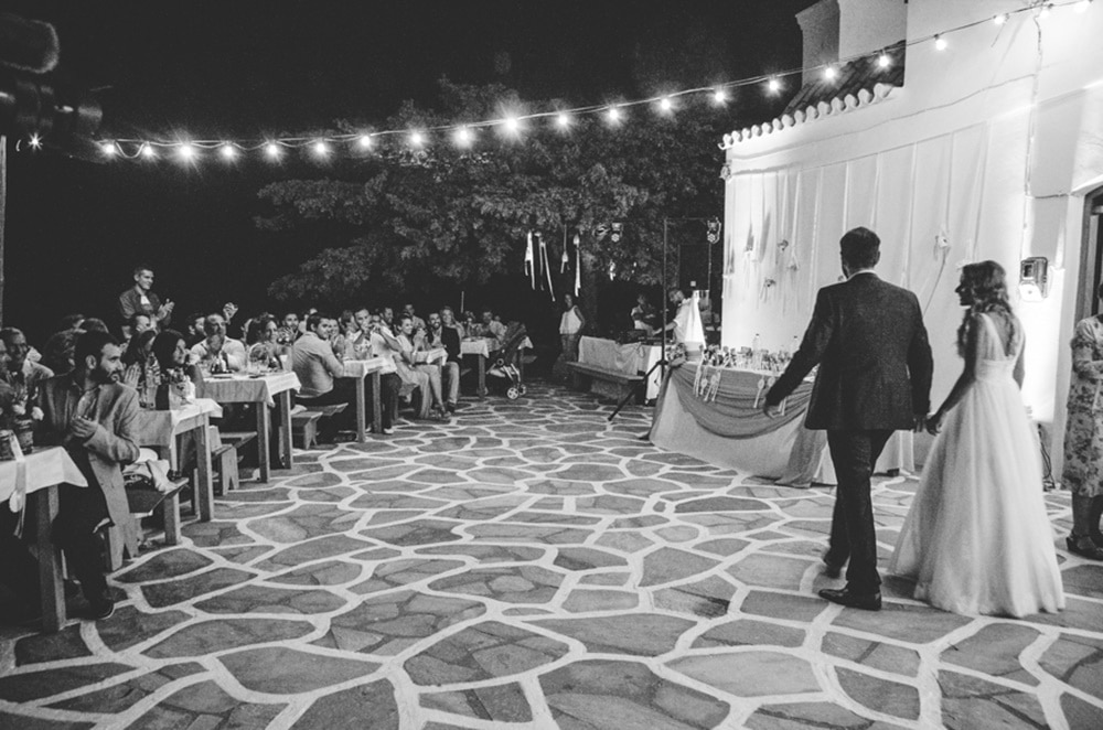 Wedding in Kythnos
