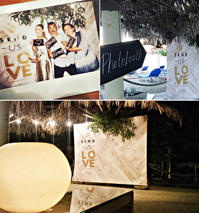 Photobooth for your wedding guests