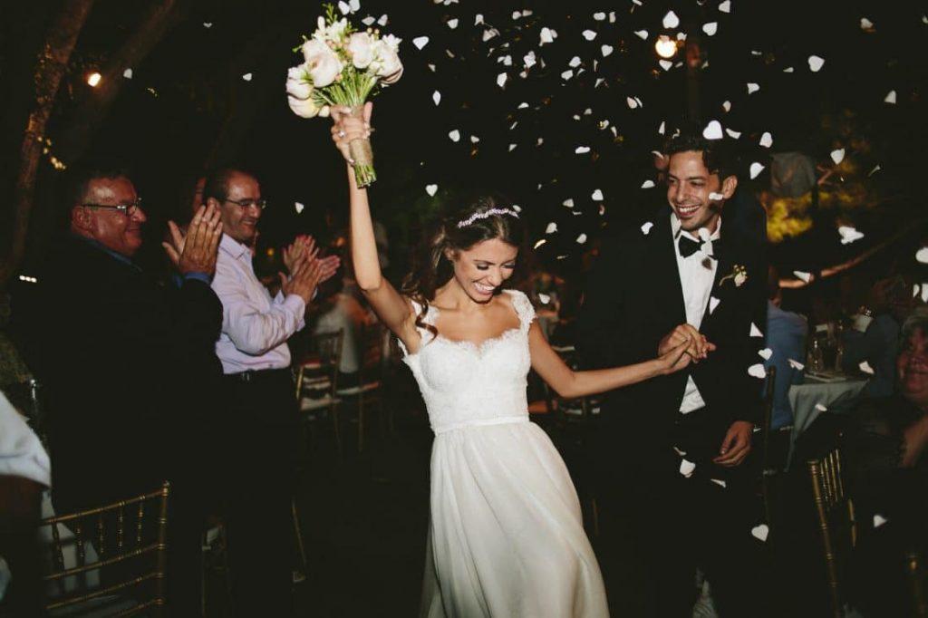 Ρομαντικός γάμος στην Κύπρο