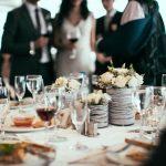 Ένας χιονισμένος Χριστουγεννιάτικος γάμος