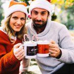Ένα Χριστουγεννιάτικο Love Shoot