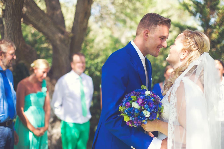 Καλοκαιρινός γάμος στη Λευκάδα