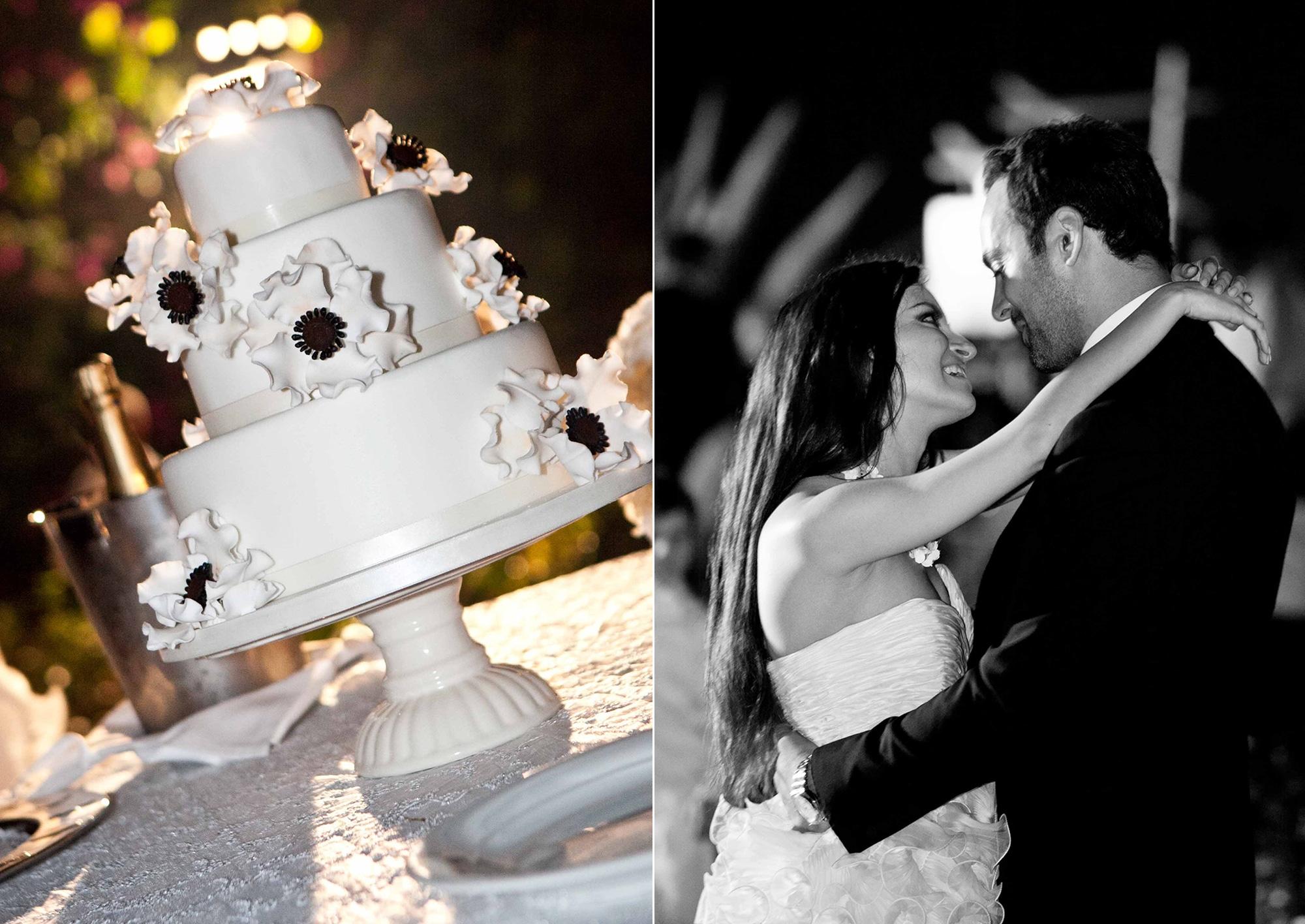 Ένας γάμος ντυμένος στα λευκά