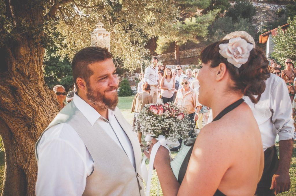 Ένας διαφορετικός πολιτικός γάμος