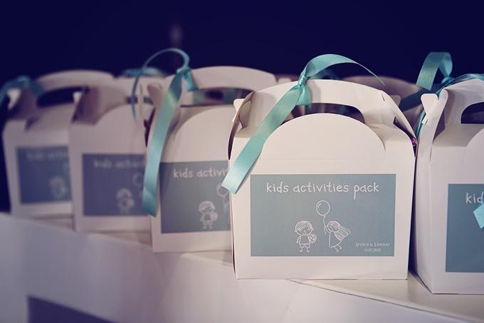 kids wedding survival kit