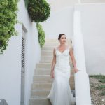 Εντυπωσιακός γάμος στη Σαντορίνη
