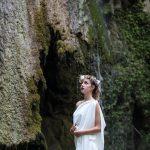 Bride in the Lake