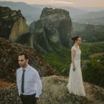 Next Day photoshoot at Meteora