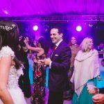 Βροχερός γάμος στη Ναύπακτο
