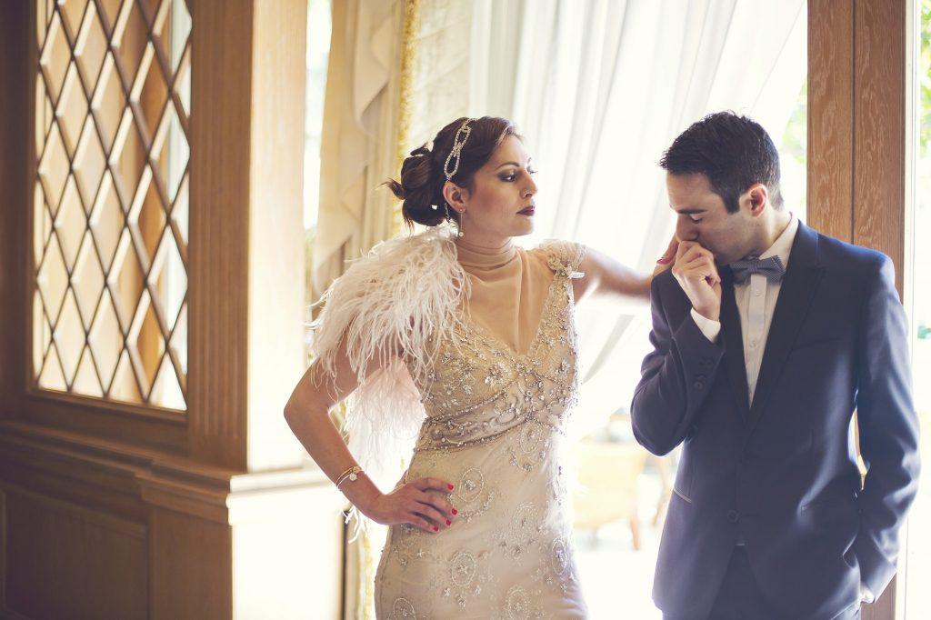 Great Gatsby pre wedding video