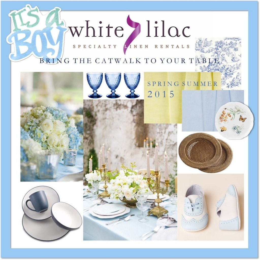 wedding reception event rentals white lilac