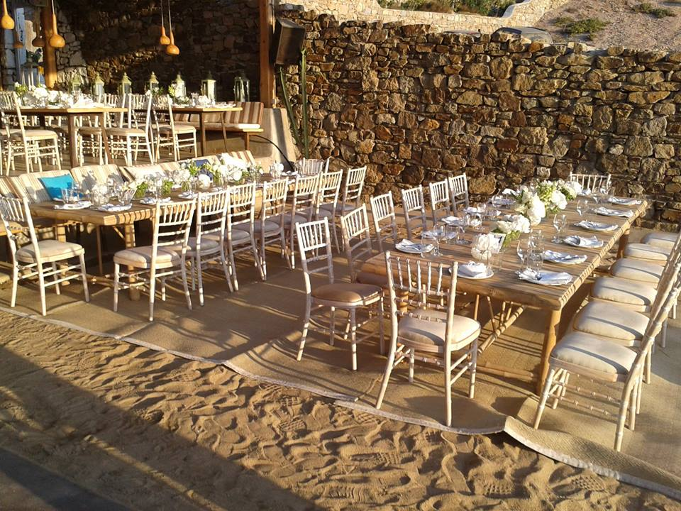 beach wedding furniture zazoo