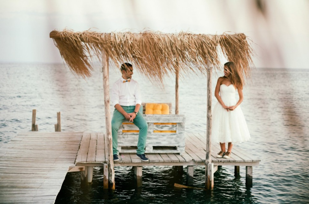 Day after Wedding photography by Kosmas Chris