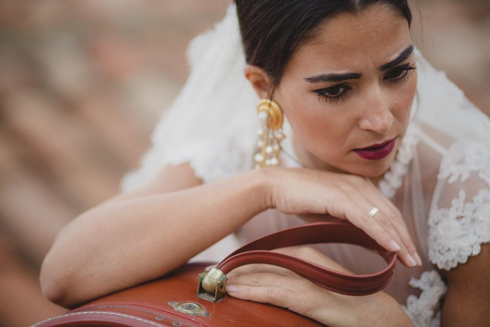 Bridal portraite