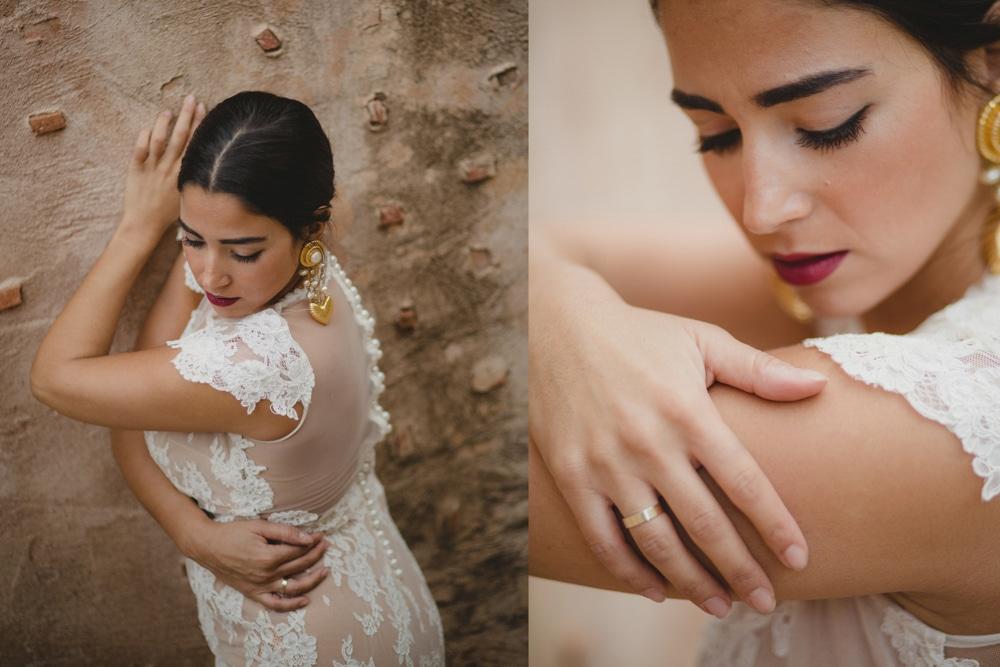 Φωτογράφιση νύφης