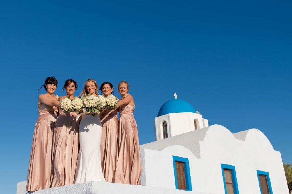 Φωτογράφιση καλοκαιρνής νύφης