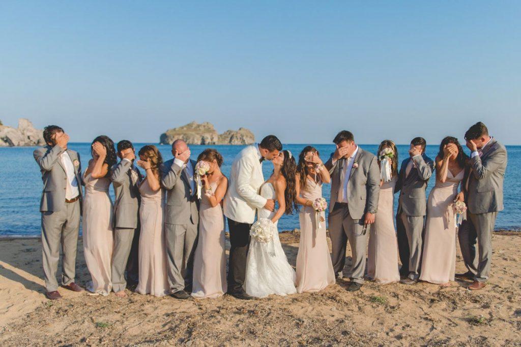 Φωτογράφιση γάμου στη σαντορίνη by Phosart Photography & Cinematography