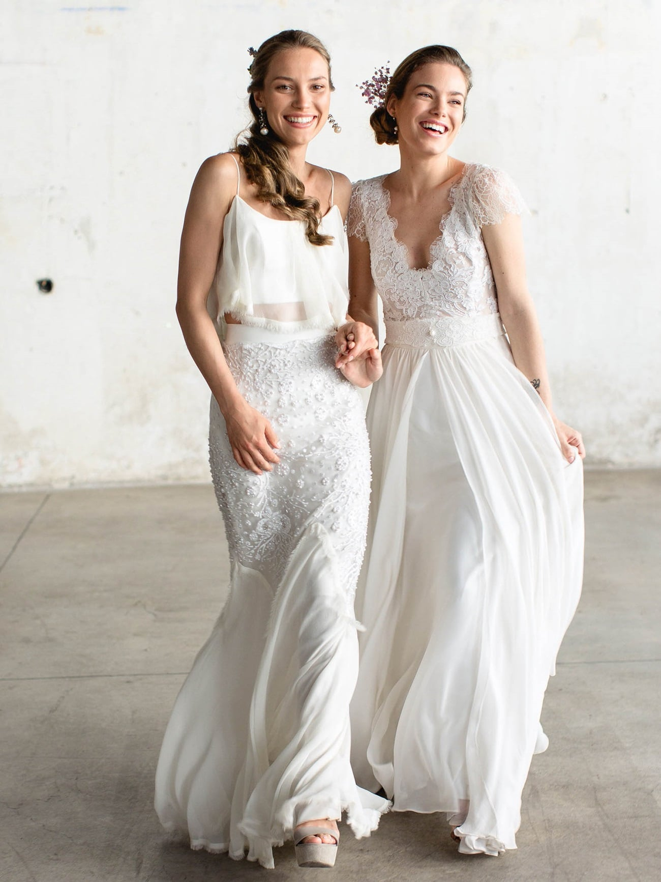 summer wedding dresses katia delatola