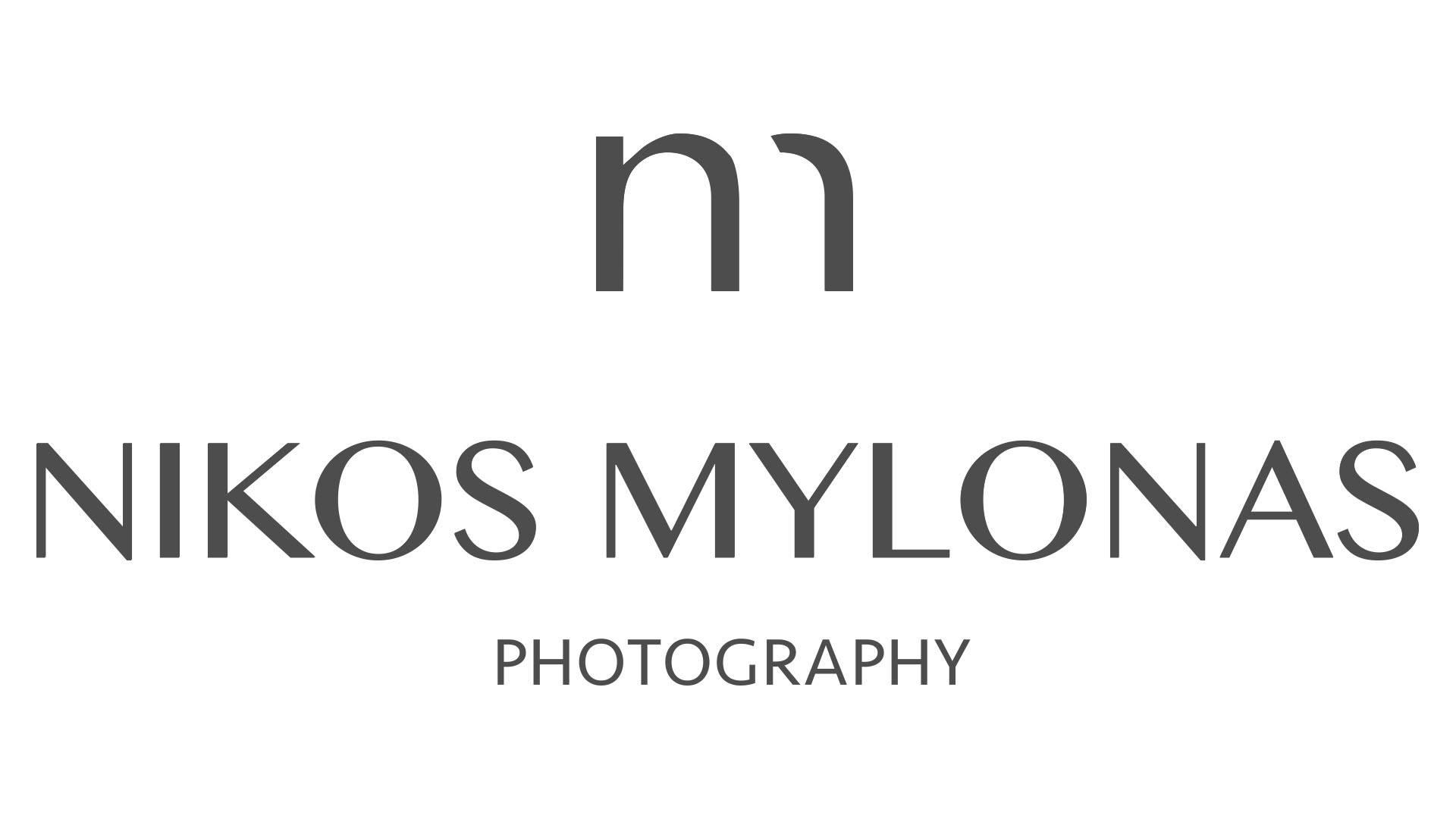 Nikos Mylonas φωτογράφος γάμου λογότυπο