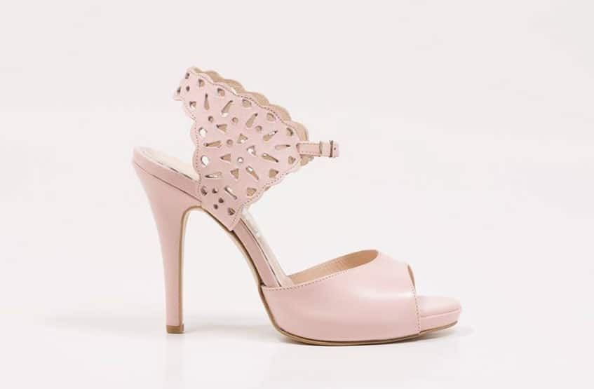 bridal shoes sideris