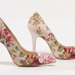 floral pumps sideris