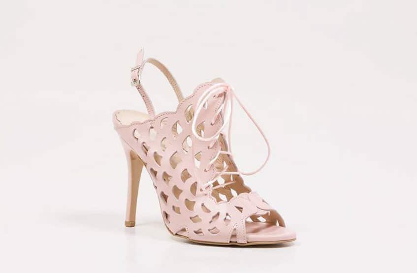 παπούτσια γάμου sideris