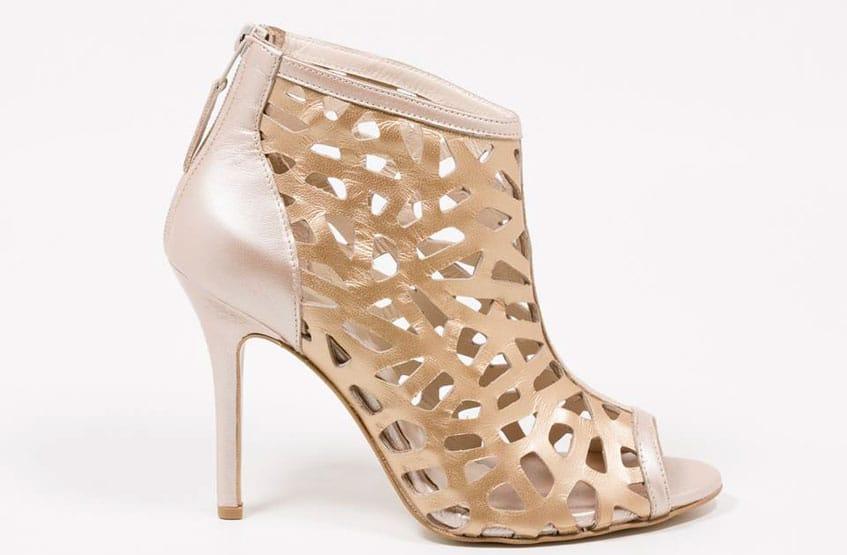 ankle boots γάμου sideris