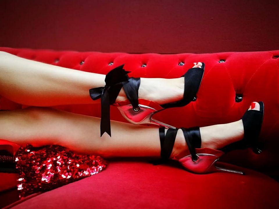 Νυφικά παπούτσια Sideris