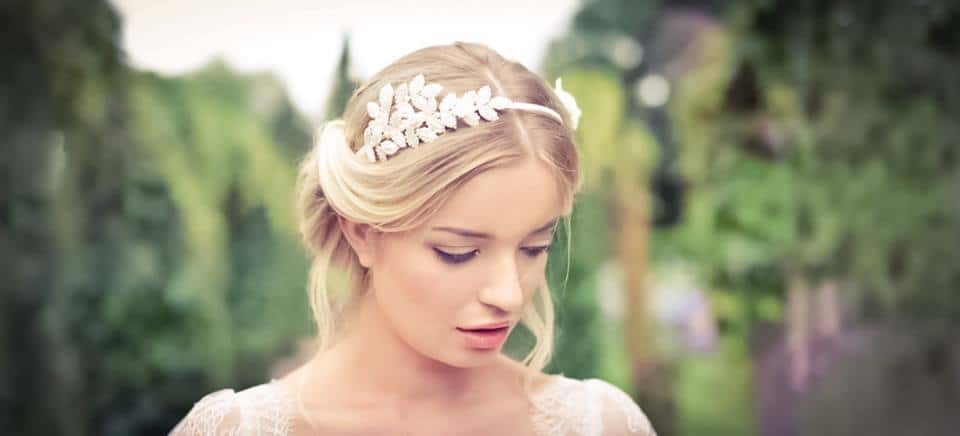 Head and wedding hair accessories by made 2 love