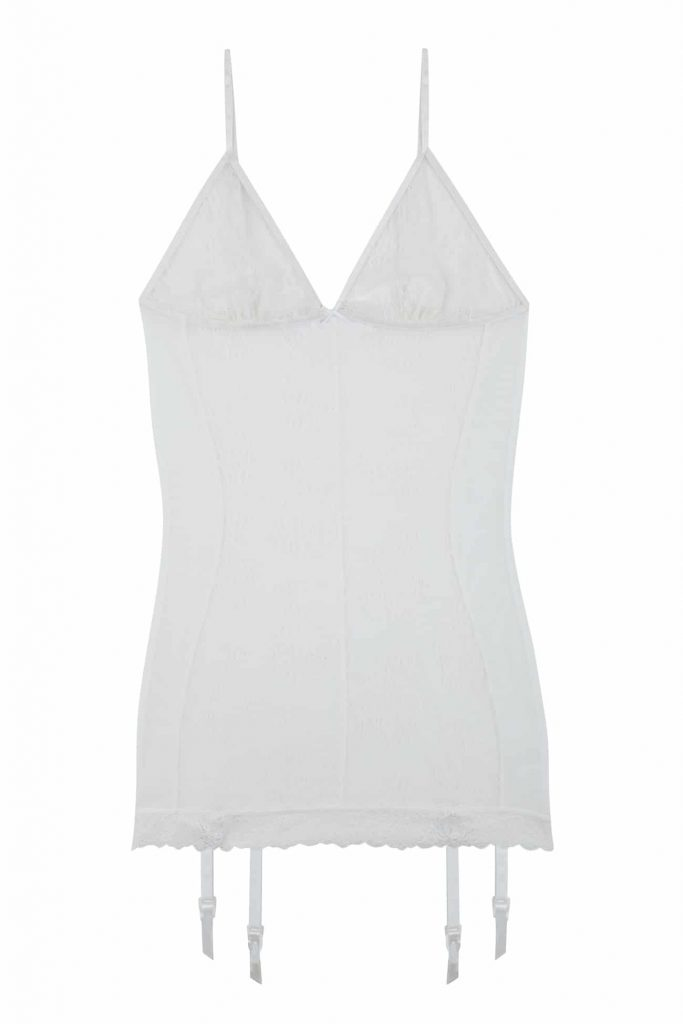λευκό νυφικό body women'secret