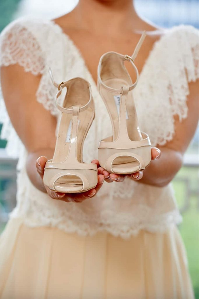 beige wedding shoes femme fanatique