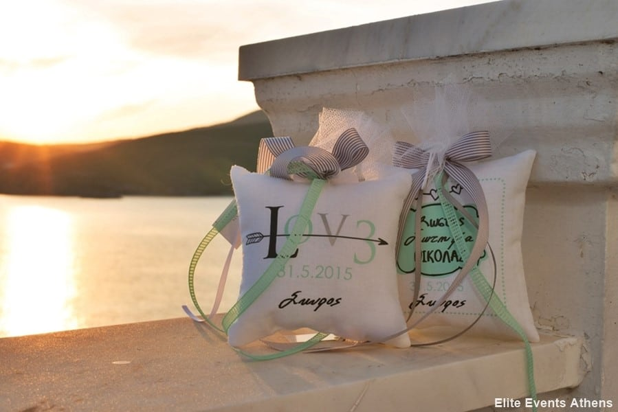 wedding and baptism guest favor