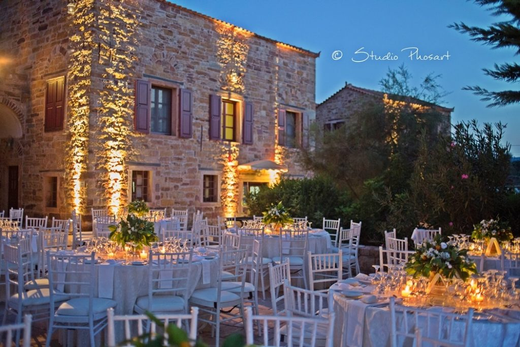 wedding planning and decoration by elite events athens