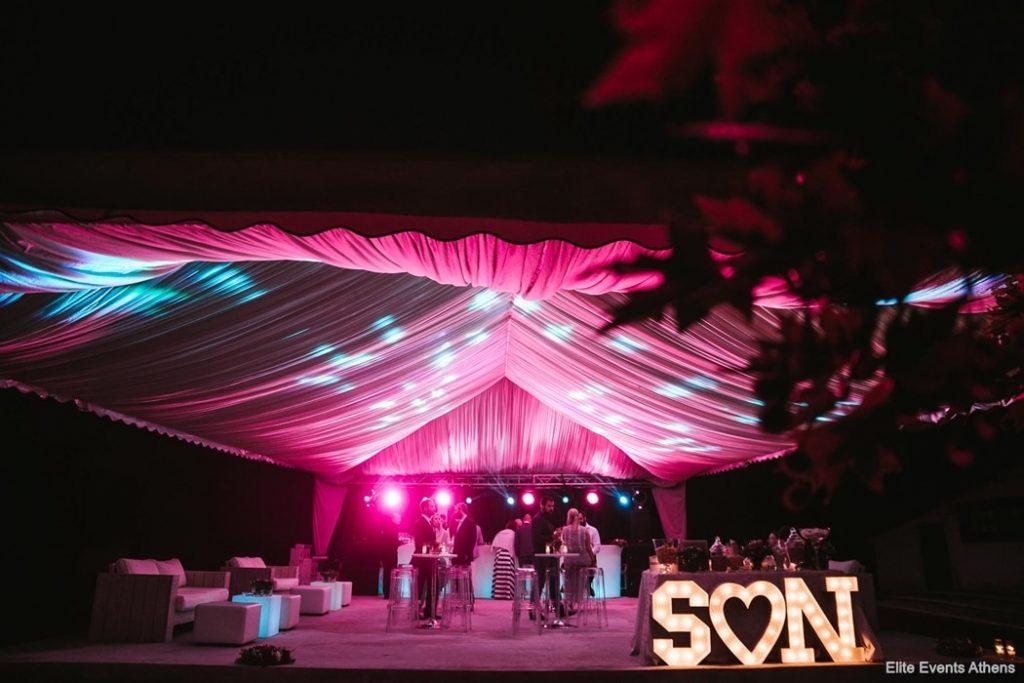 οργάνωση γάμου σε κτήμα elite events athens