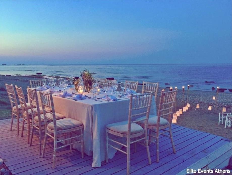οργάνωση γάμου elite events santorini