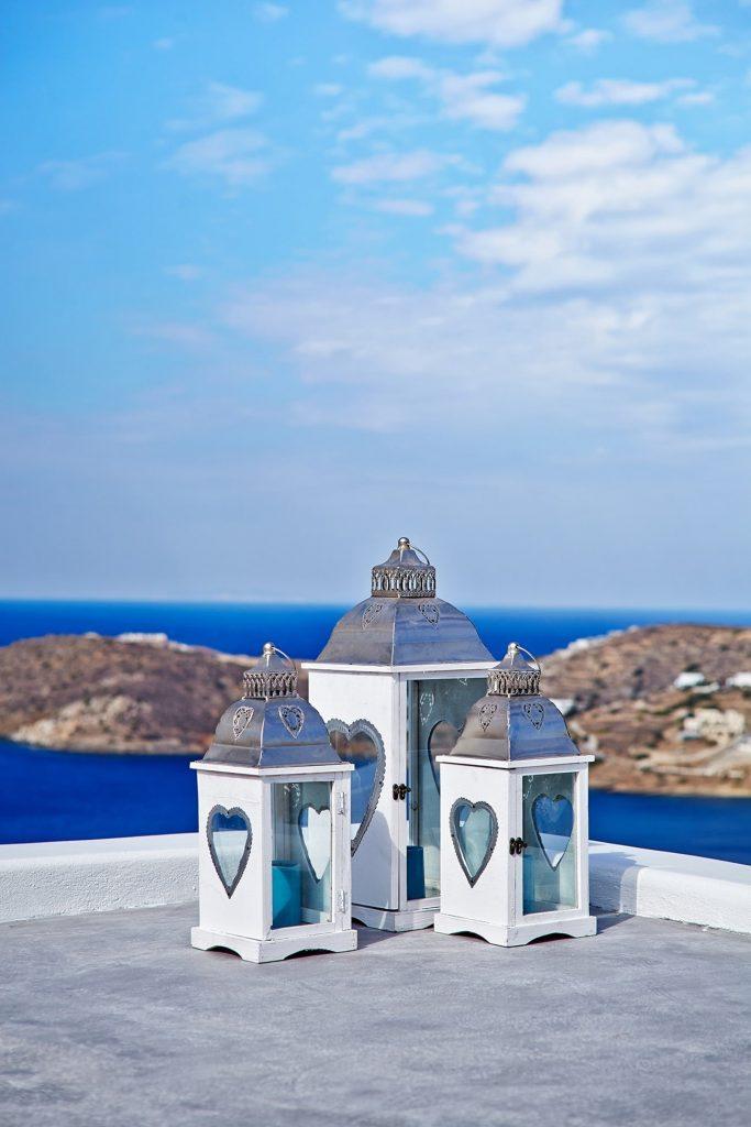 χώροι δεξίωσης γάμου σε νησί ios club