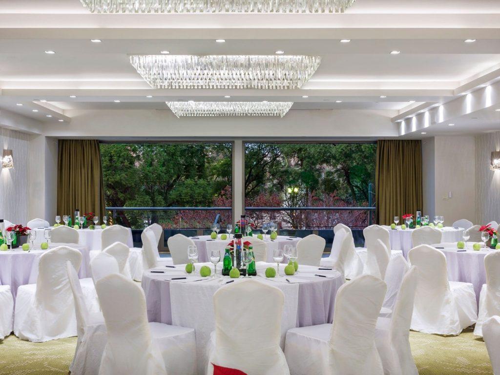 ξενοδοχεία για δεξίωση γάμου
