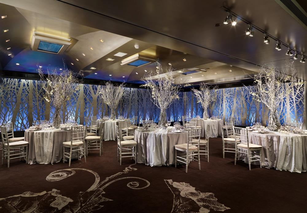 χώροι δεξίωσης γάμου για χειμώνα