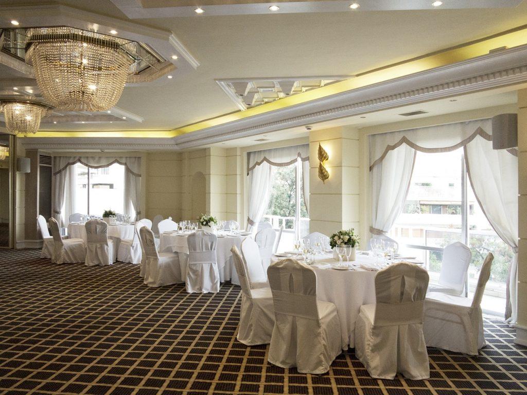 δεξίωση γάμου σε ξενοδοχείο st george lycabettus