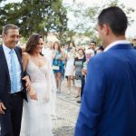 Beach wedding in Spetses
