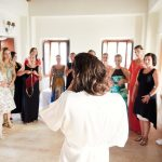 Beach γάμος στις Σπέτσες