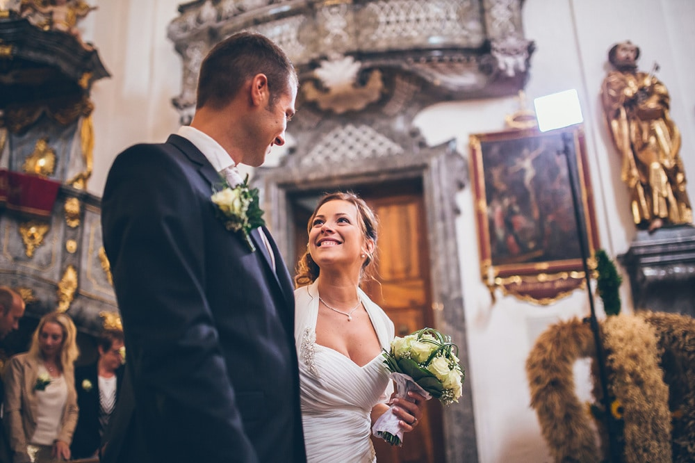 Country wedding in Austria