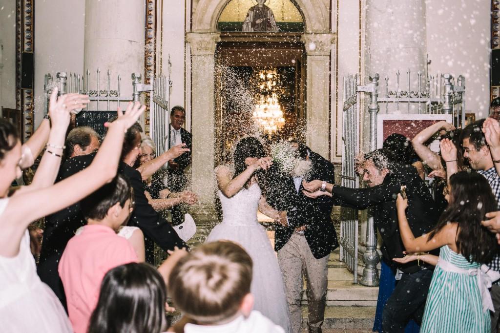 DIY wedding in Messologi