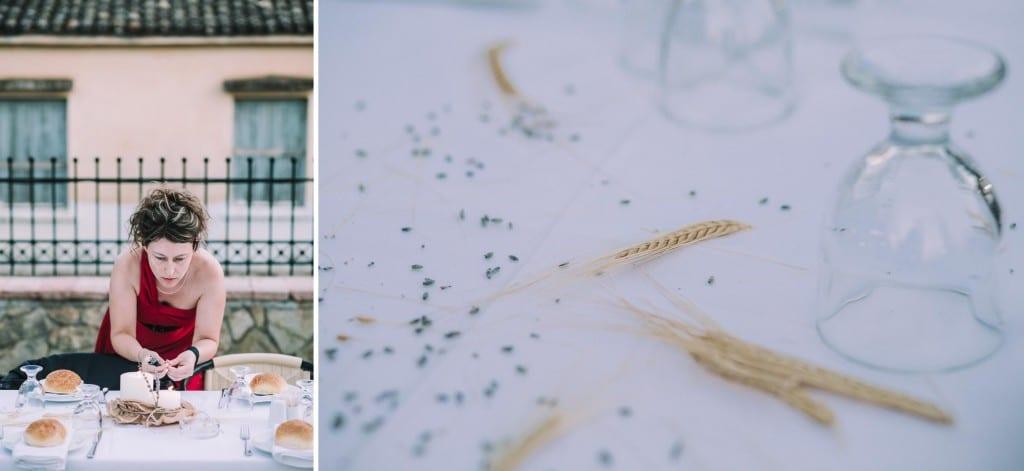 DIY γάμος στο Μεσολόγγι